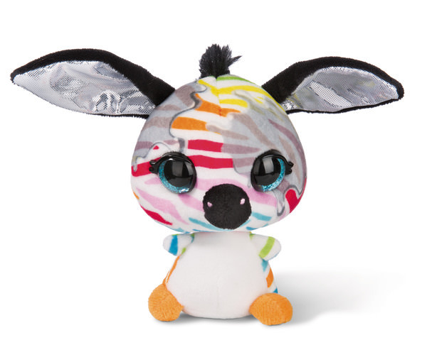 Cuddly toy NICIdoos Baby-Zebra