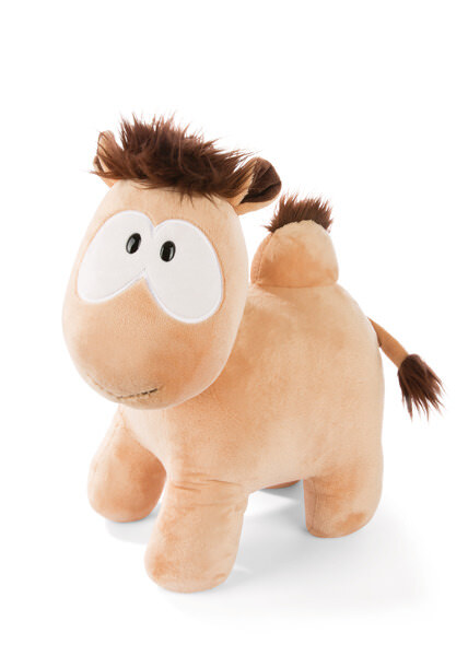 Standing cuddly toy Camel Kemal