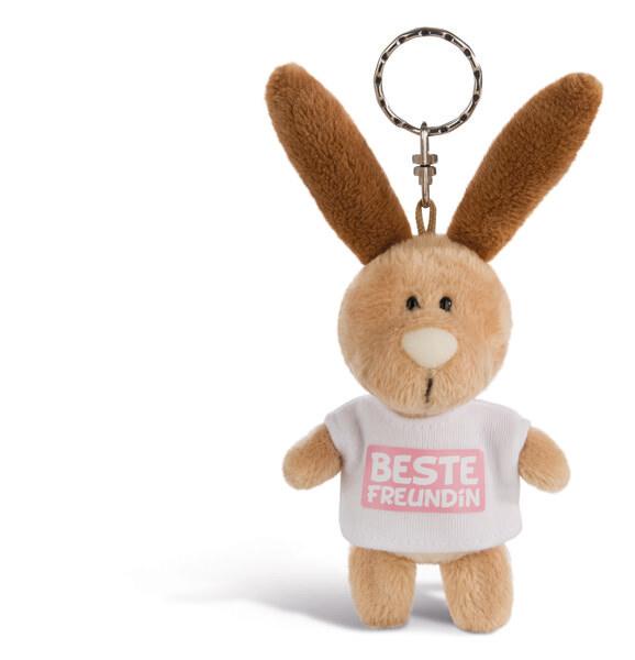 Keyring rabbit 'Beste Freundin'