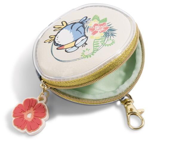 Coin purse macaw Jungle Dan
