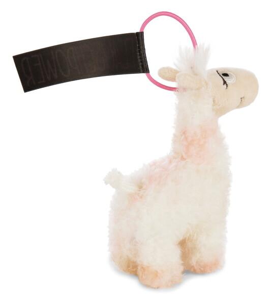 Pendant llama Flokatina with elastic loop