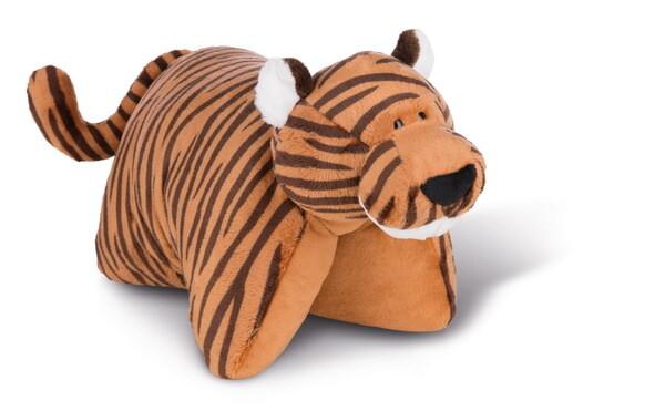 Kuscheltier-Kissen Tiger Balikou