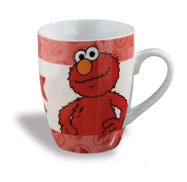 Porzellantasse Monster Elmo