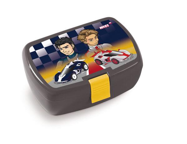 Lunch box Car racing