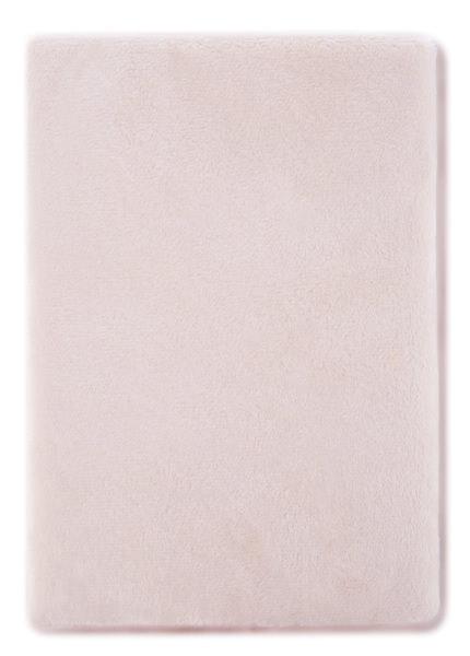 Blankbuch Eisbär Bignic mit abnehmbarem Plüscheinband