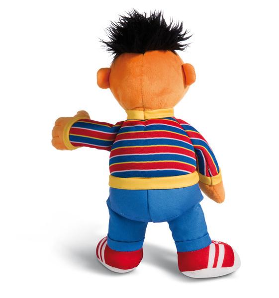 Plüsch-Puppe Ernie