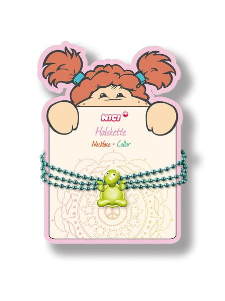 Halskette Jolly Mäh mit Schildkröten-Anhänger