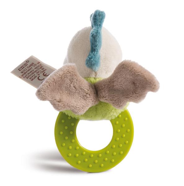 Dragon Dragilu with Teething Ring