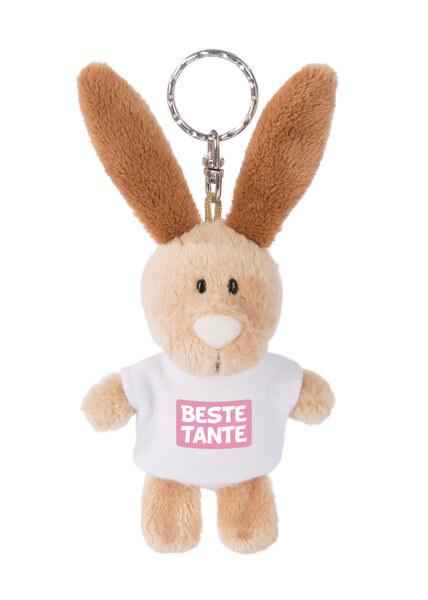 Keyring rabbit 'Beste Tante'