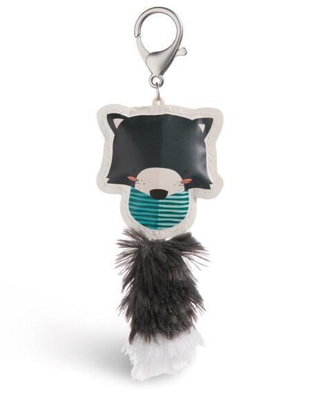 Bag pendant Guardian Animals martens imitation leather