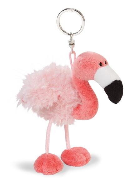 Keyring NICI Summer flamingo