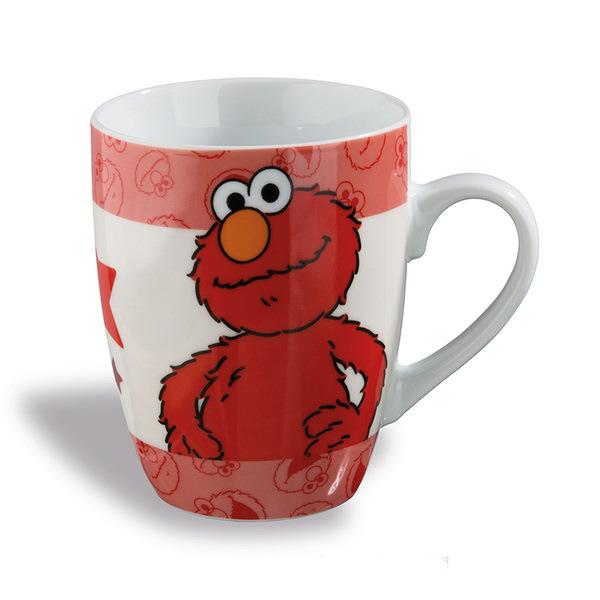 Porzellantasse Monster Elmo