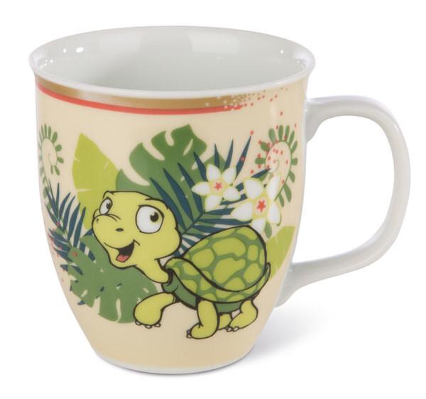 Porzellantasse Schildkröte Slippy