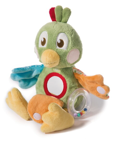 Activity toy sparrow Fritz