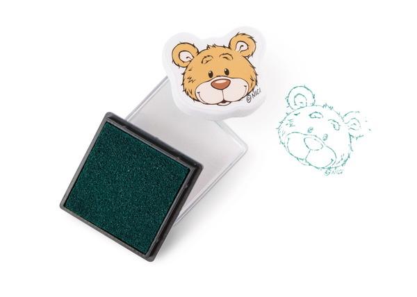 Stamp set bear and snail Classic Bear