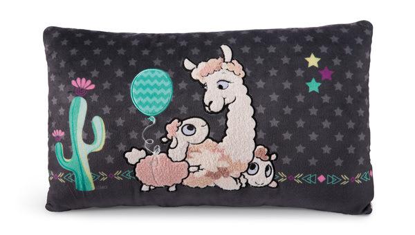 Rectangular cushion Llama-Babies