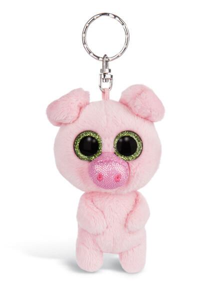GLUBSCHIS Schlüsselanhänger Schwein Zuzumi
