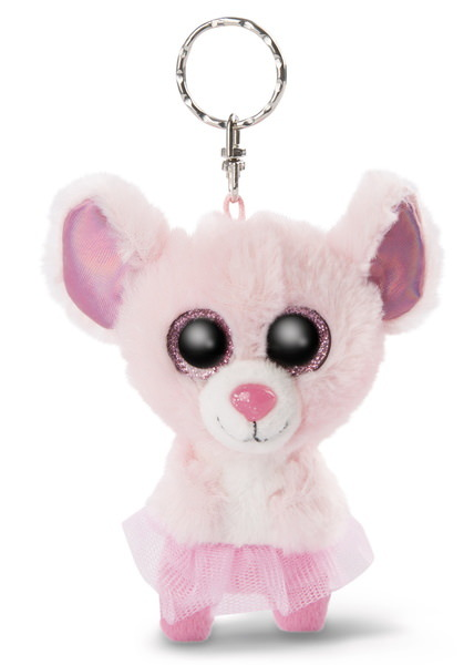 GLUBSCHIS key ring Ballerina mouse Yammy