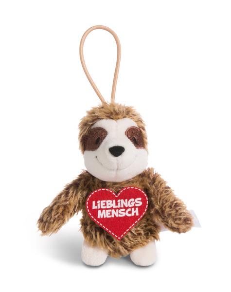 "Pendant sloth ""Lieblingsmensch"""