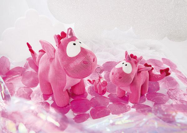 Unicorn-dragon Ruby de la Rosa