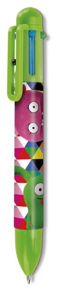 Multi-colour pen Ugly Dolls