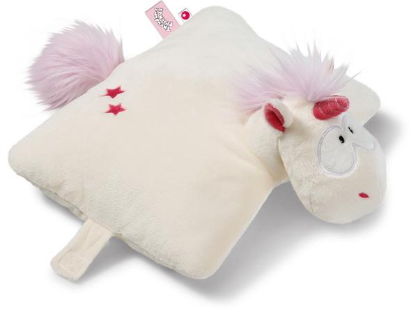 Cuddly toy cushion Theodor and Friends unicorn Theodor