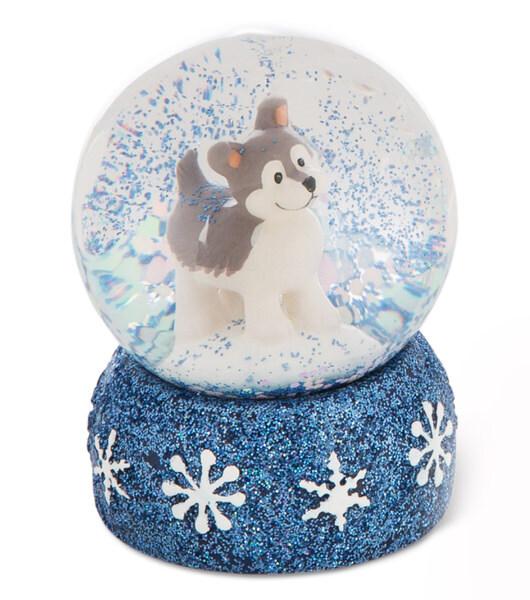 Glitter globe Husky Swante