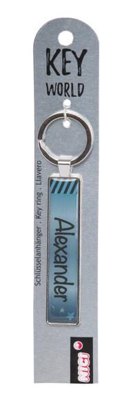 Schlüsselanhänger Key World 'Alexander'