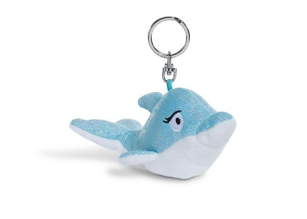 Schlüsselanhänger Delfin Del-Finchen