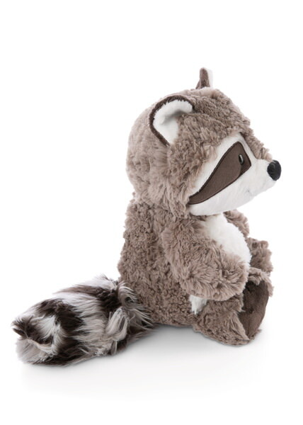 Cuddly toy racoon Rod