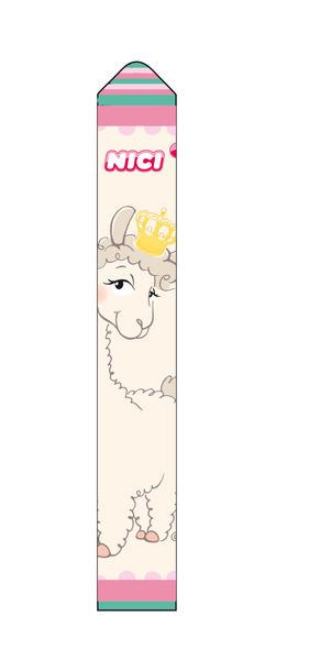 Radierstift Lama-Mädchen