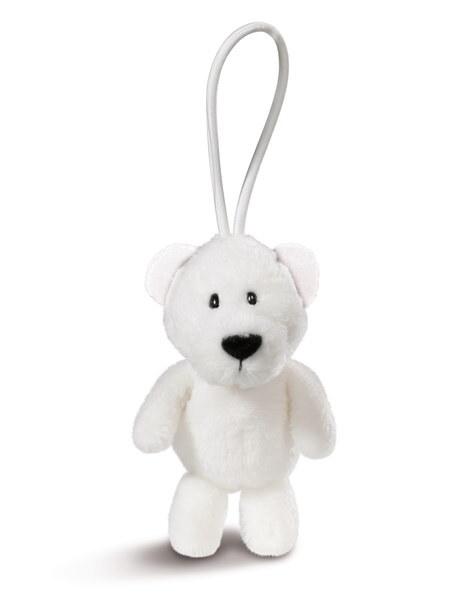 Anhänger Eisbär mit elastischer Schlaufe
