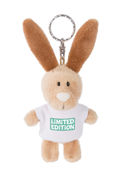 Keyring rabbit 'Limited Edition'