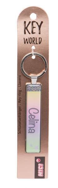 Schlüsselanhänger Key World 'Celina'