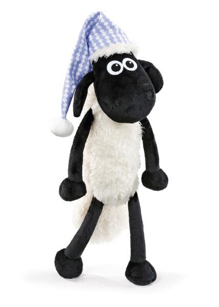 Kuscheltier Shaun das Schaf mit Schlafmütze
