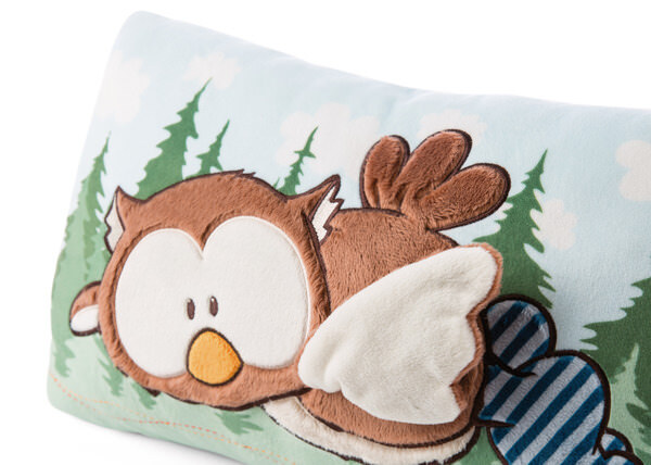 Rectangular Cushion The Owlsons