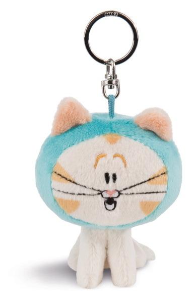 Schlüsselanhänger Katze Hoodie