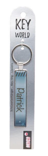 Schlüsselanhänger Key World 'Patrick'