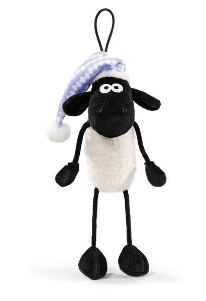 Anhänger Shaun das Schaf mit Schlafmütze