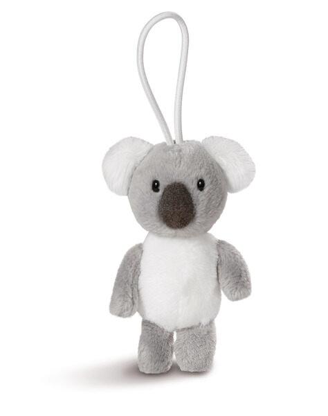 Anhänger Koala mit elastischer Schlaufe