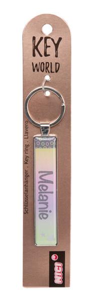 Schlüsselanhänger Key World 'Melanie'