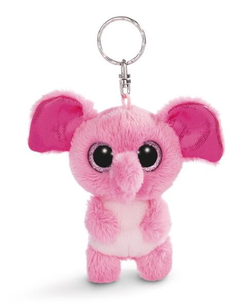 GLUBSCHIS Schlüsselanhänger Elefant Fluppy