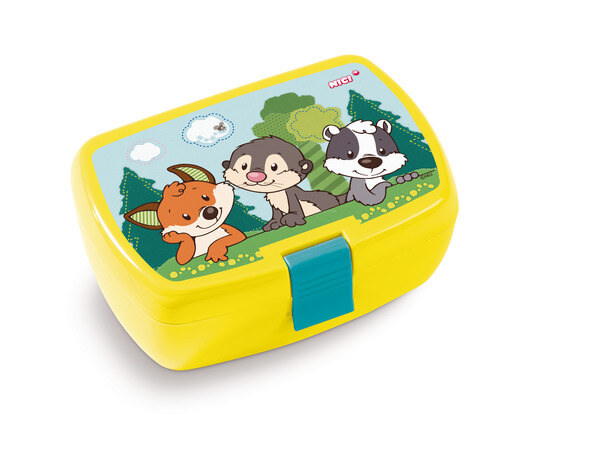 Lunch box Forest Friends
