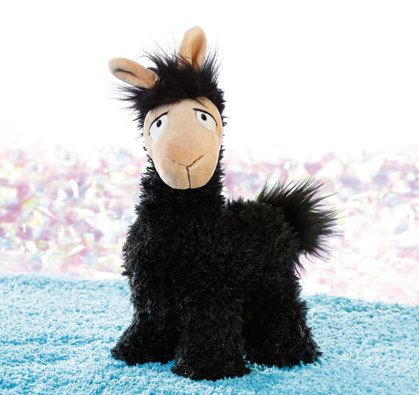 Cuddly toy lllama Lorenzo