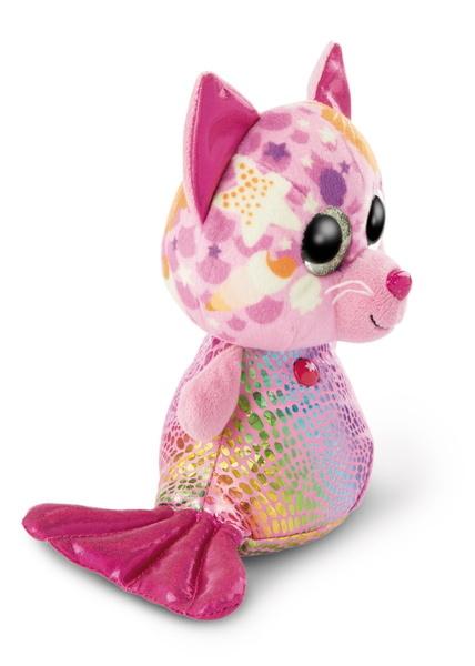 GLUBSCHIS Kuscheltier Meerjungfrau Katze Aqua-Marie