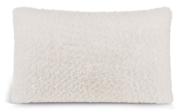 Rectangular cushion llama Flokatina