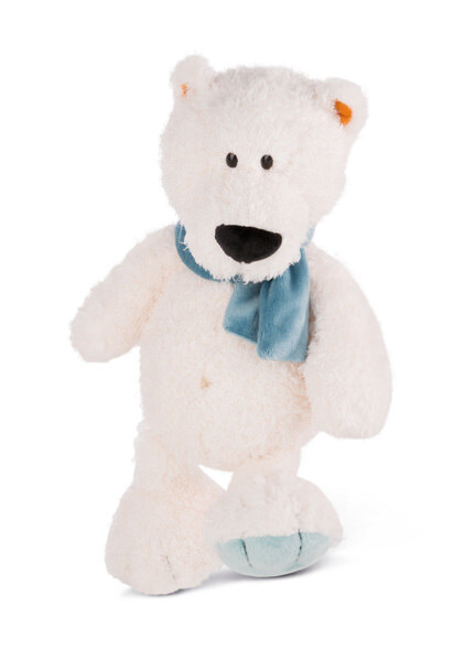 Cuddly toy polar bear