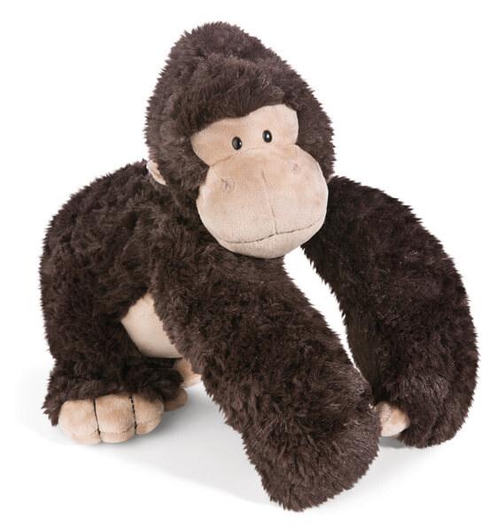 Kuscheltier Gorilla Torben mit Trommel-Brust