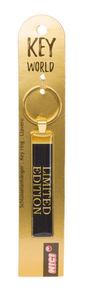 Schlüsselanhänger Key World 'Limited Edition'