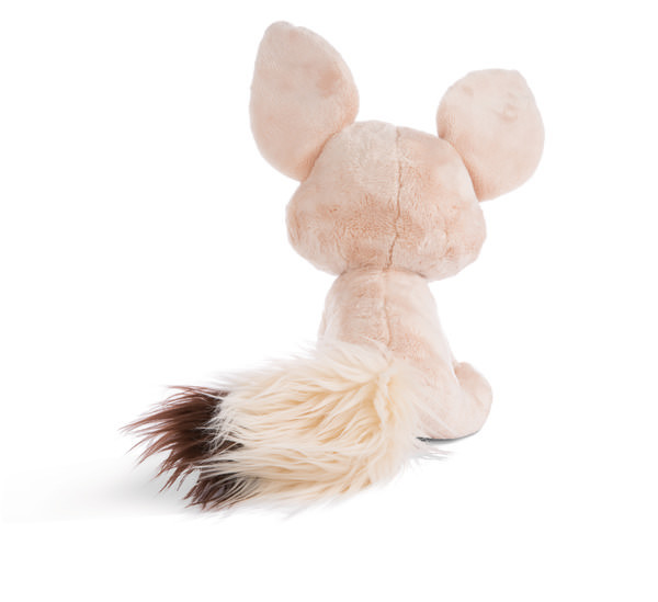 Sitting cuddly toy Fennec Fehmi